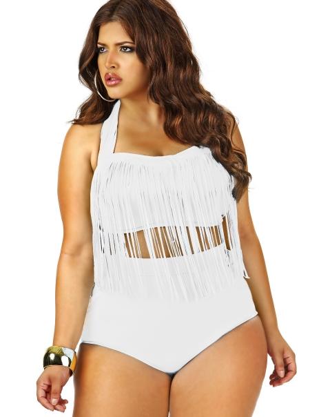 a678b391bb0 Plus Size Swimwear Plus Size Swimwear. Monif C.